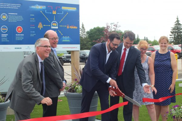 North Bay Community Energy Park - Grand Opening Launch Event
